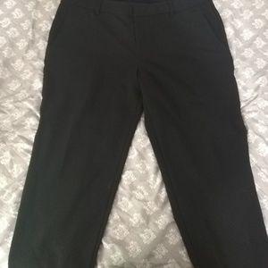 Old Navy Ankle-length Mid-rise slacks